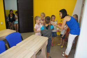 День открытых дверей в школе английского языка UNILAND language school