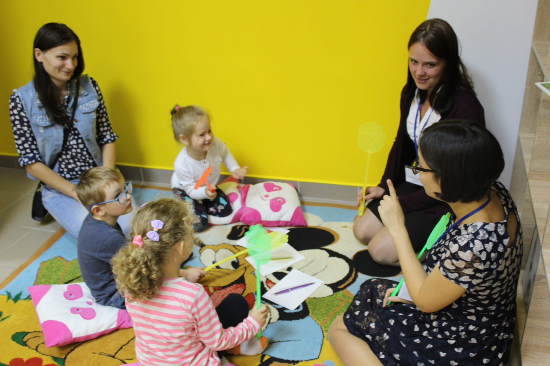 Английский для детей в Киеве