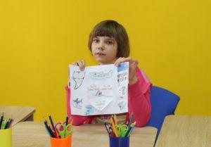Английский языковой лагерь в Киеве в школе UNILAND на Троещине