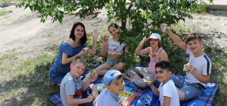 Летний языковой лагерь в школе UNILAND
